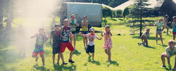 Bērnu kristīgā nometne